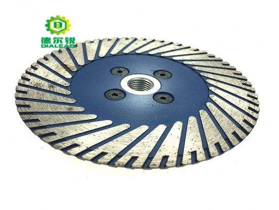 Turbo Cutting and Grinding Blade