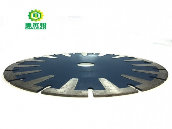 T Segmented Flush Cutting Blade